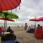 バリ島 2014 ⑤ ヴィラから徒歩で行けるビーチへ