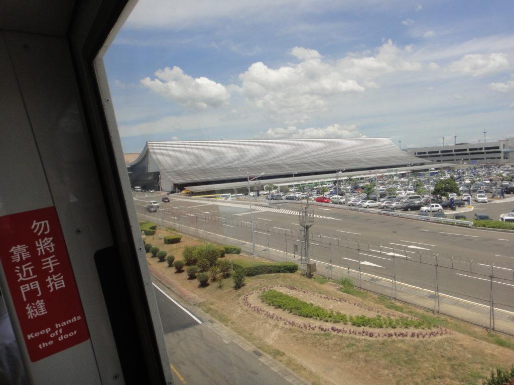 桃園空港乗り継ぎ
