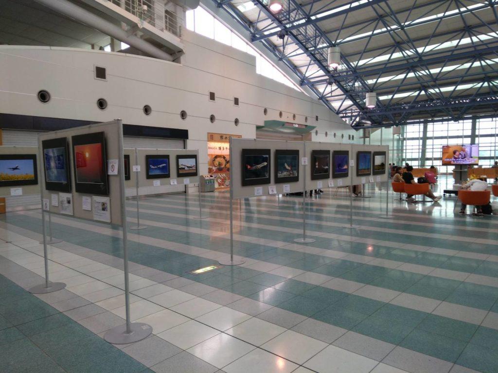 福岡空港 空の日写真展 2018