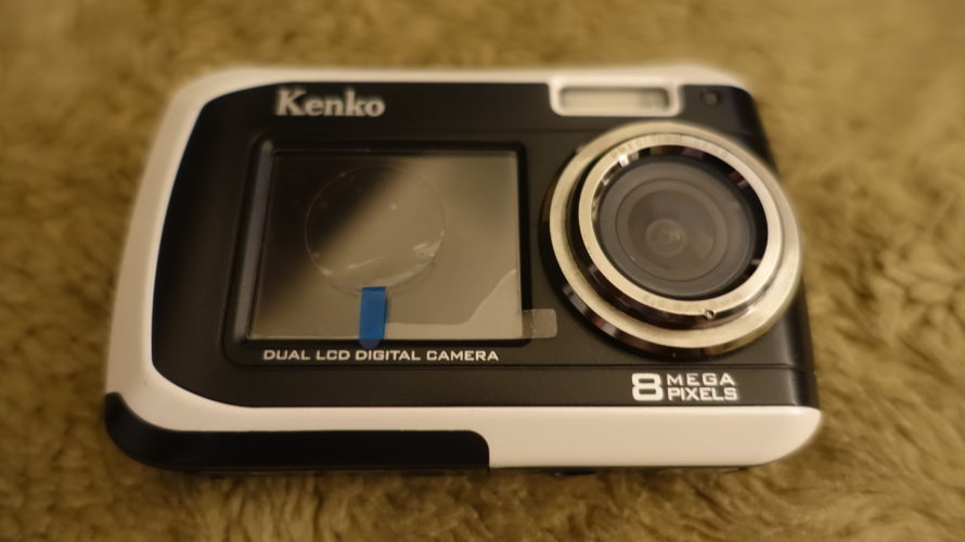 Kenko デジタルカメラ DSC880DW IPX8相当防水
