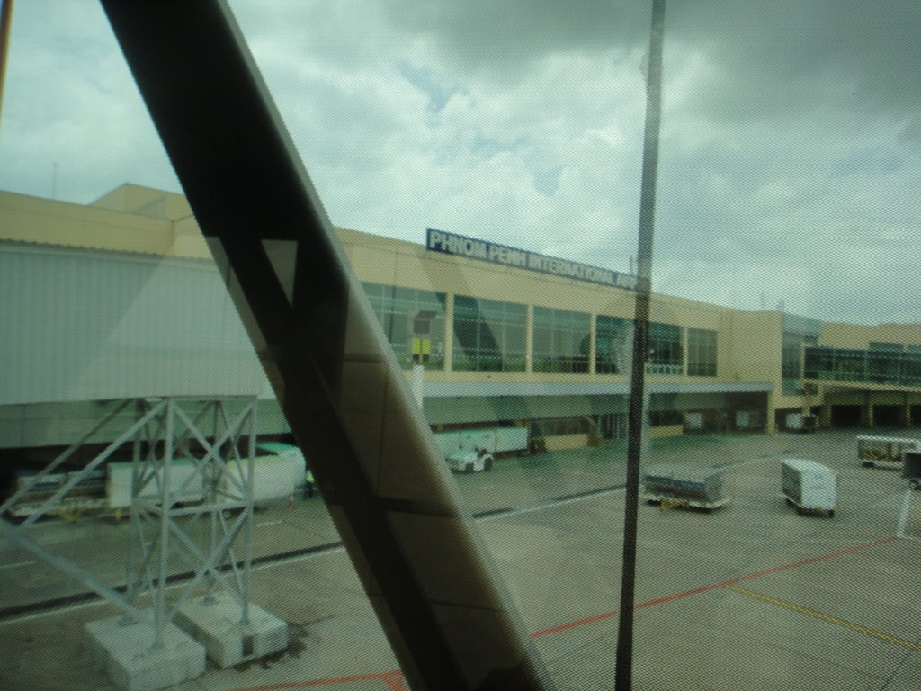 プノンペン国際空港