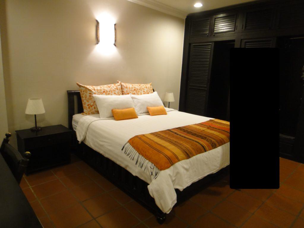 RiversideSuite ベッドルーム1