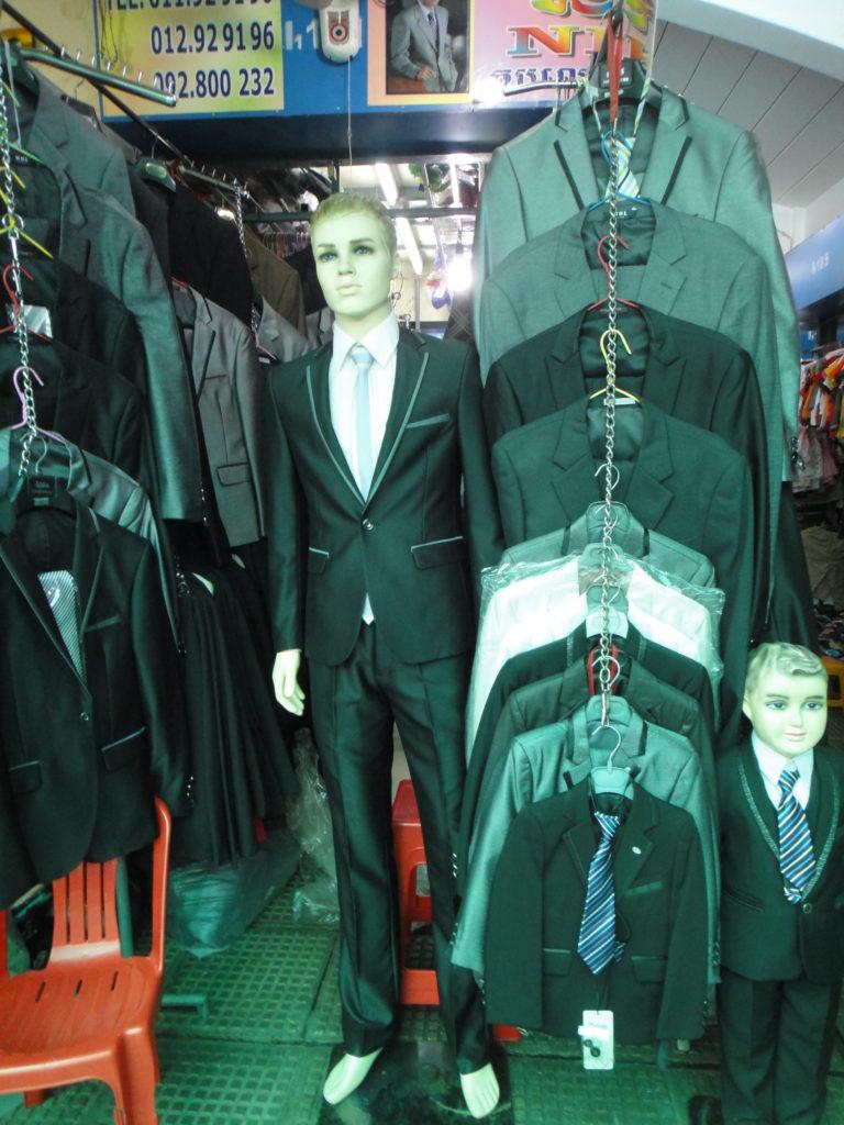 スーツ屋さん