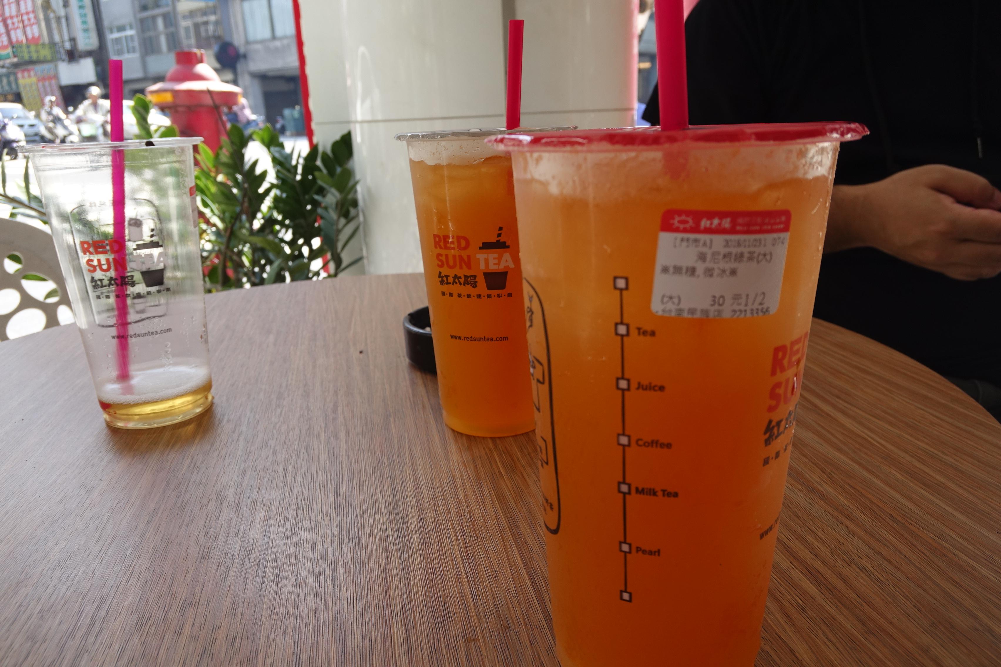 ハイネケン緑茶